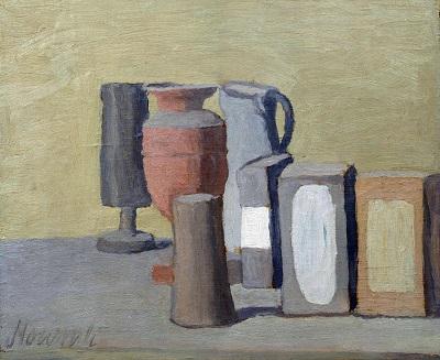 -Giorgio Morandi - Still Life