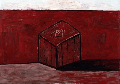 Philip Guston - Box and Shadow Philip Guston - Box and Shadow