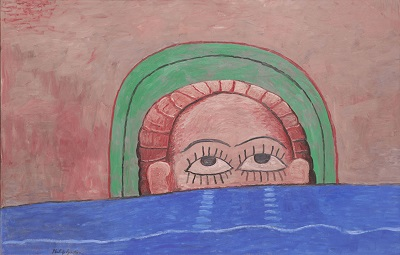 Philip Guston - Source  Philip Guston - Source