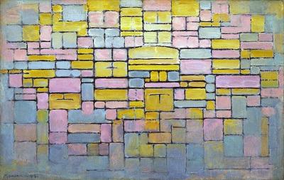 Piet Mondrian - Tableau no. 2 Piet Mondrian - Tableau no. 2