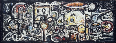 Richard Pousette-Dart - Fugue Number 2Richard Pousette-Dart - Fugue Number 2