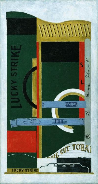 Stuart Davis - Lucky StrikeStuart Davis - Lucky Strike