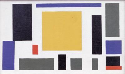 Theo van Doesburg - Composition VIIITheo van Doesburg - Composition VIII