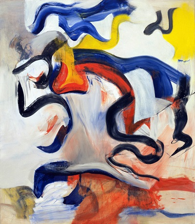 Willem de Kooning - Untitled VWillem de Kooning - Untitled V