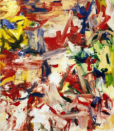 Willem de Kooning - Untitled XIXWillem de Kooning - Untitled XIX