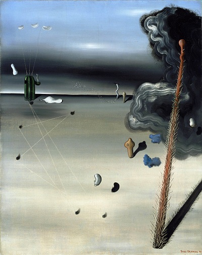 Yves Tanguy - Mama, Papa Is Wounded איב טנגי - אמא, אבא נפצע Yves Tanguy - Mama, Papa Is Wounded איב טנגי - אמא, אבא נפצע