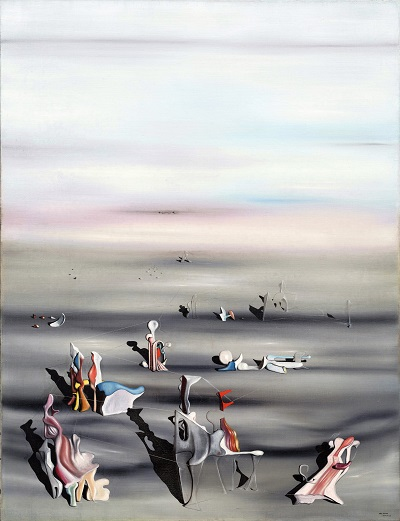 איב טנגי, הריהוט של זמן -  Yves Tanguy - Extinction of Useless Lightsאיב טנגי, הריהוט של זמן -  Yves Tanguy - Extinction of Useless Lights