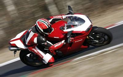 ducati  ducati red motorbike