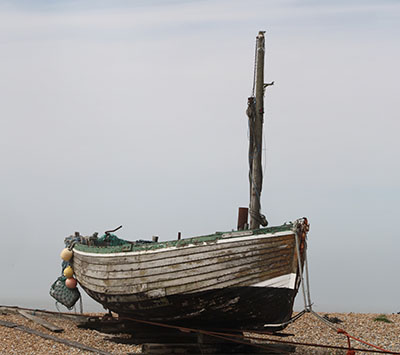 סירה ישנהספינה ישנה    סירה ישנה 129  _Old_boat_at_Dungeness