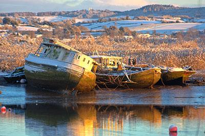 ספינות ישנותספינה ישנה סירה ישנה