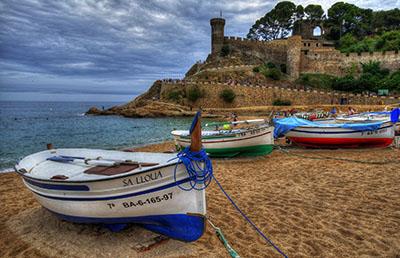 סירות - ספרד