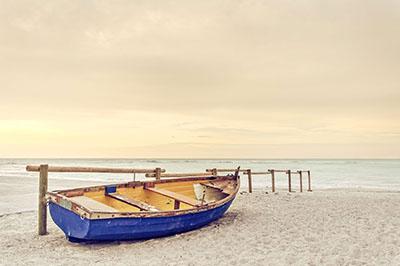 סירות   סירה   שקיעה