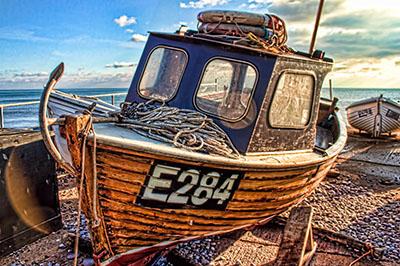 ספינת דייג
