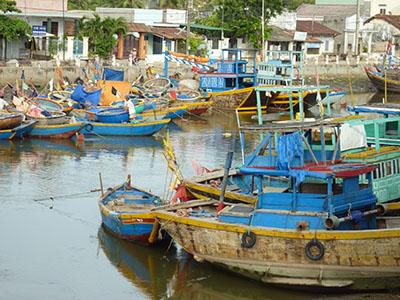 סירות  דייג  -  הודו סירות  דייג  -  הודו
