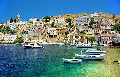 סירות  - יווןסירה  סירות