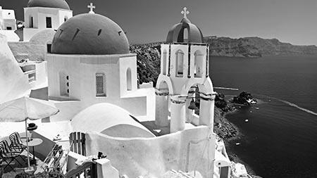 סנטוריני  - יווןסנטוריני  - יוון