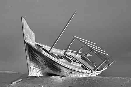 חןף ים - סירת דייגיםחןף ים - סירת דייגים
