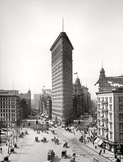 ניו יורק  flatiron  building   -  new yorkניו יורק   flatiron  building   -  new york