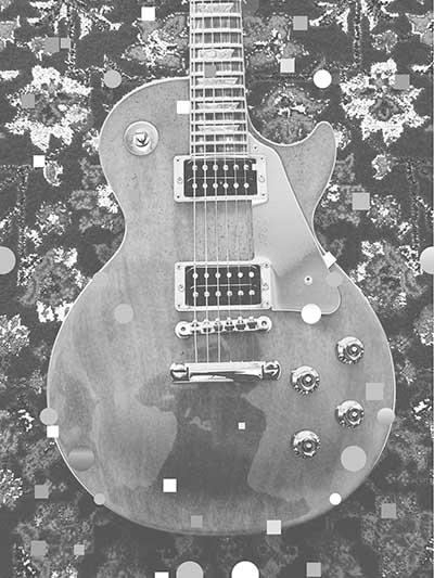גיטרה חשמליתגיטרה חשמלית