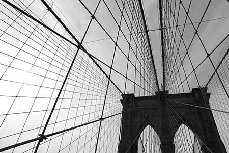 Bridge -  ניו יורק_Oakland_Bay_Bridge_Western_Part