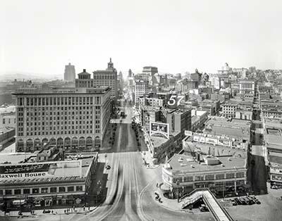 סן פרנסיסקו  -   San Francisco ca. 1926San Francisco ca. 1926  -   ארצות הברית