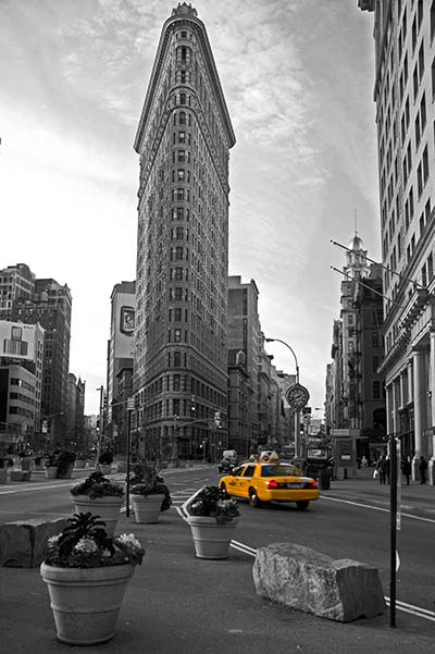 ניו יורק flatiron  building   NYC flatiron-building   NYC