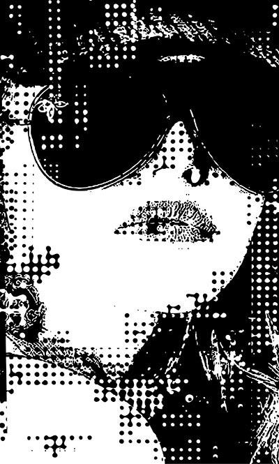 אישה עם משקפי שמש - Women in sunglassesאישה עם משקפי שמש - Women in sunglasses