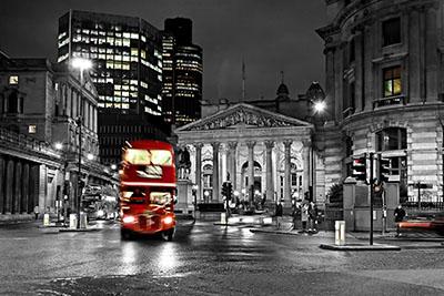 לונדוןלונדון  אוטובוס  אדום