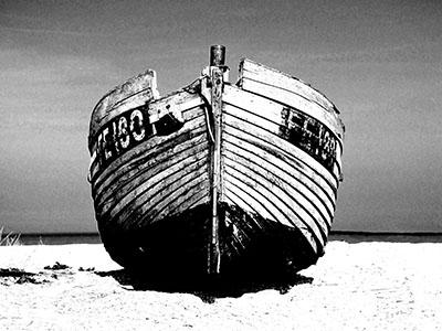 ספינה ישנה