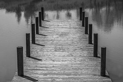 מזחים גשר