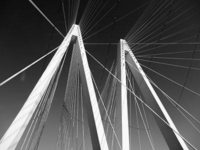 תורן  - גשרים