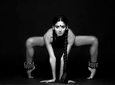 ריקוד הודי