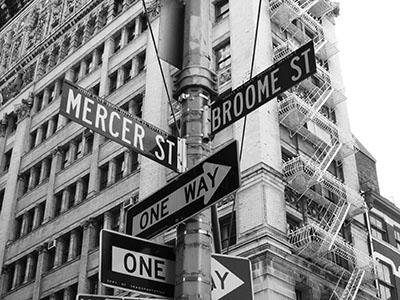 ניו יורק   New York City_soho