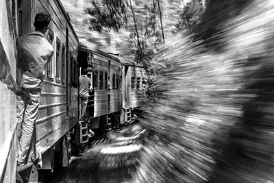 רכבת - הודו