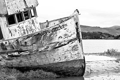 ספינה ישנה  סירה ישנה  ספינה ישנה