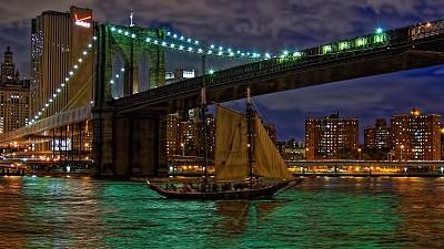 גשר ברוקלין Brooklyn Bridgeגשר ברוקלין Brooklyn Bridge