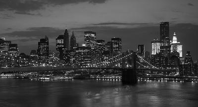 מנהטן  ניו יורק Manhattan New Yorkמנהטן  ניו יורק גשר Manhattan New York