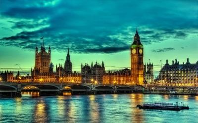 בניין הפרלמנט לונדון  - Parlament  Londonגשר בניין הפרלמנט לונדון  - Parlament  London