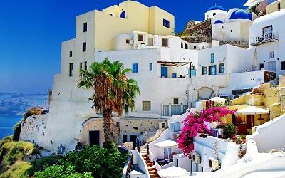 יוון  -  Oia Santorini Greece Oia Santorini Greece