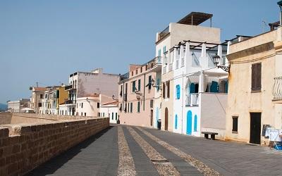סרדיניה Sardinia Streetsסרדיניה Sardinia Streets