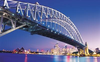 סידני Sydney harbour bridgeסידני Sydney harbour bridge גשר