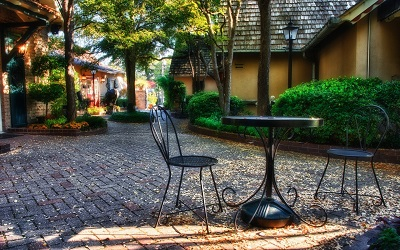 גינהGP-CITY-341-garden_plants_sculptures_houses_table_chairs_autumn_leaves