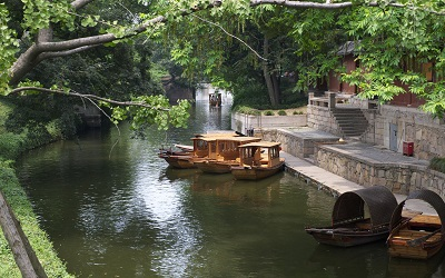 נהר סיןGP-CITY-343-china_dock_boat_nature_river_trees