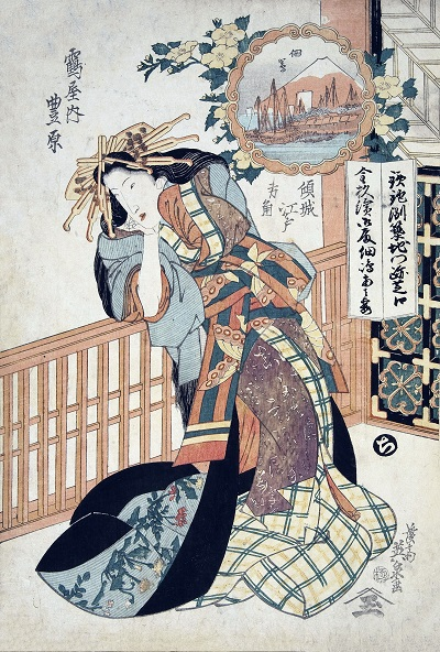 Utagawa Kunisada - Ukiyo-e09Utagawa Kunisada - Ukiyo-e09