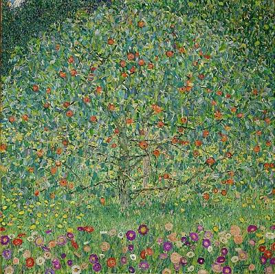 גוסטב קלימט - Apple Tree IApple Tree I   עצים
