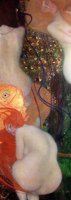 גוסטב קלימט - GoldfishGoldfish