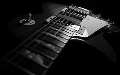 black guitarמוזיקה - טרנס   מוסיקה   _  _black_guitar