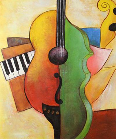 מוזיקה - אבסטרקט    מוסיקה