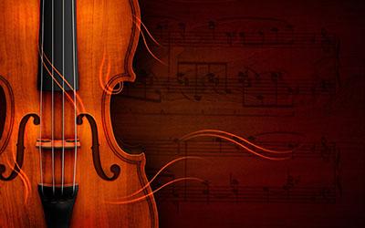 violin notesמוזיקה -  מוסיקה   _music-violin-notes