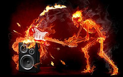 Rock-N-Rollמוזיקה - טרנס   מוסיקה   _
